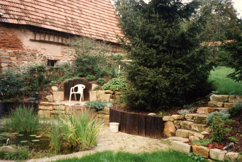 Garten Treppe mit schöne ideen für ihr wohnideen